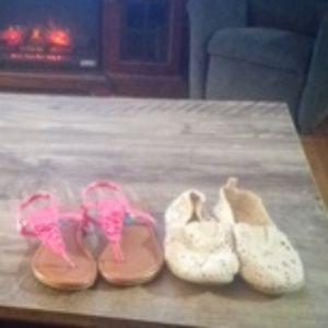 2 Pair Shoes